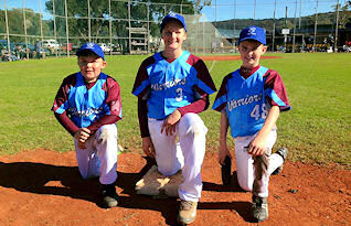 Sydney Winter Baseball